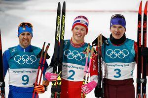 Лыжную гонку среди мужчин на Олимпиаде-2018 выиграл норвежец