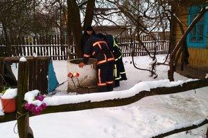 В Ровенской области в колодце утонул мужчина