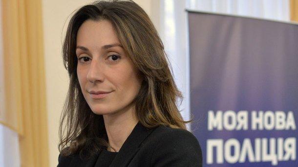 Эка Згуладзе отказалась от гражданства Украины