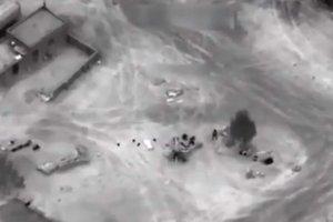 Уничтожение наемников ЧВК Вагнера в Сирии: опубликовано видео