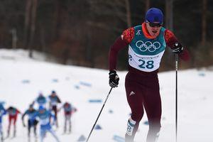 Американский тренер помог российскому лыжнику на Олимпиаде