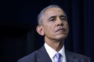 Обаме прислали письмо с белым порошком