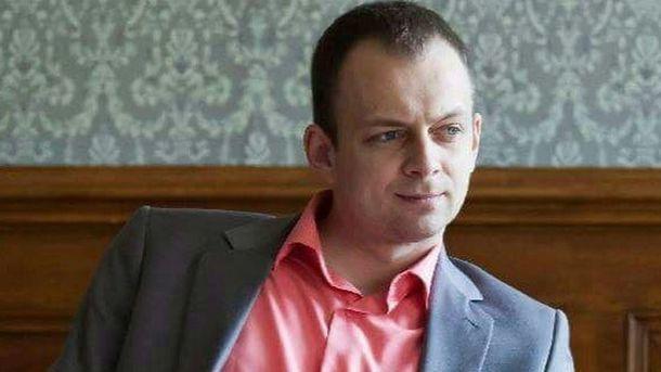 Дмитрий Сус, Фото: Фейсбук
