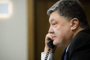 Накануне встречи глав МИД Нормандской четверки в Мюнхене Порошенко позвонил Путину - СМИ