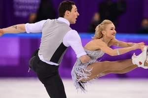 Фигурное катание: на Олимпиаде прошла короткая программа у пар