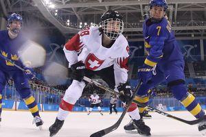 Швейцарские хоккеистки выиграли все три матча в группе на Олимпиаде