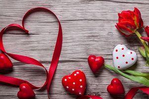 Поздравления с Днем святого Валентина: короткие sms, открытки и лучшие валентинки
