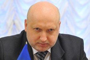 Россия разместила наступательные войска: Турчинов указал на опасность из Крыма