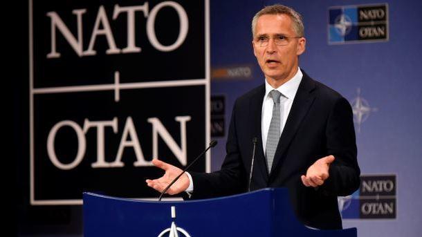 НАТО: Принятие выводов Венецианской комиссии рассудит государство Украину  иВенгрию