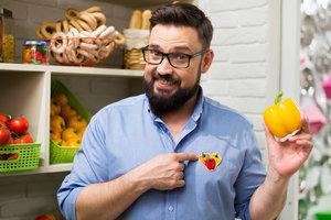 Видеоблог Григория Германа: как приготовить диетические блины