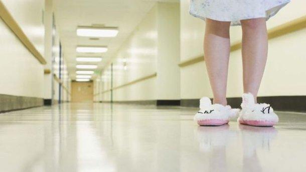 Много детей уже попало в больницы. Фото: knack.be