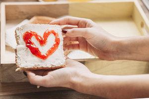 День святого Валентина: ТОП-5 блюд в виде сердца
