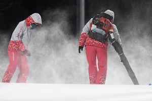 Биатлонную гонку на Олимпиаде-2018 перенесли из-за шквального ветра