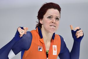 "Голландия взяла еще одно ""золото"" в конькобежном спорте на Олимпиаде"