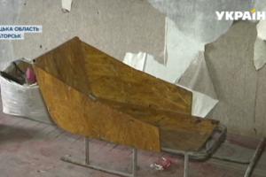 В Краматорске в сгоревшей квартире нашли двух брошенных детей