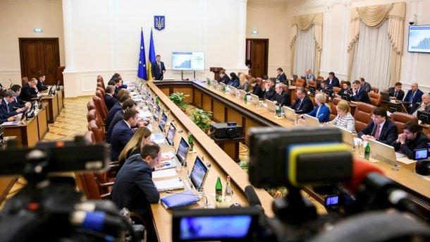 Кабмин одобрил и сообщил вРаду проект закона оновых антироссийских санкциях