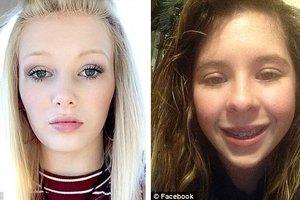 В США школьницы разгромили дом подруги, убили животных и подожгли машину