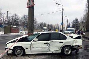 Подробности смертельного ДТП на Хоткевича: 22-летний водитель не справился с управлением