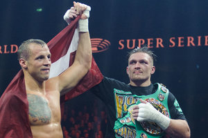 Briedis wants to fight on the undercard of the fight the Tendril-Gassiev, to be eligible for the rematch