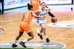 Сборная Украины разгромила Голландию в отборе на Евробаскет-2019