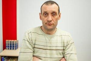 """Били резиновой дубинкой и гаечным ключом: боец """"Айдара"""" рассказал о пытках в плену"""