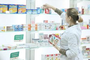 В Украине запретили один из сиропов от кашля