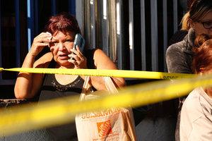 Стрельба в школе Флориды: более 20 детей ранены