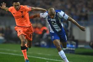 Liverpool stunned Porto with two goals before the break