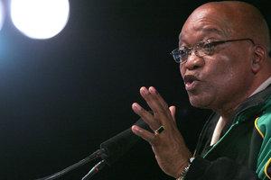 Президент ЮАР подал в отставку