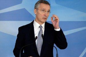 НАТО наращивает военный потенциал в ответ на действия России - генсек Альянса