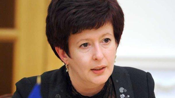 Валерия Лутковская. Фото из открытых источников