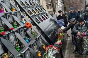 Poroshenko told about the construction of the Memorial to the heroes of Heavenly Hundred