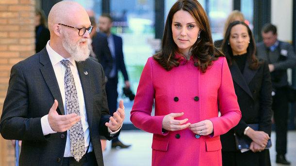 Зачем Кейт Миддлтон носит специальные колготки