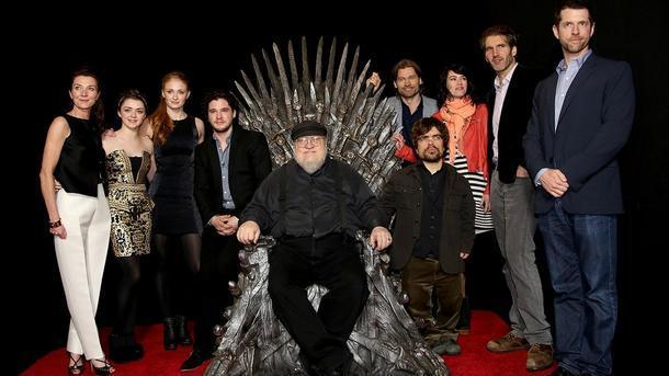 Джордж Мартин отложил еще нагод выпуск шестой части книги «Игра престолов»
