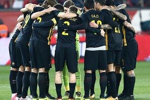 Онлайн матчу Ліги Європи АЕК -