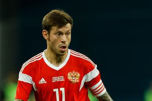 Russian football team was the victim of fraud
