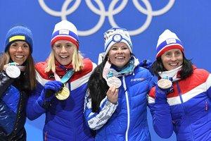 Медальный зачет после шестого дня Олимпиады-2018