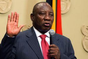 У Південній Африці затвердили нового президента