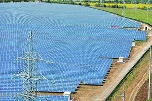Под Харьковом китайцы постоят мощную солнечную электростанцию