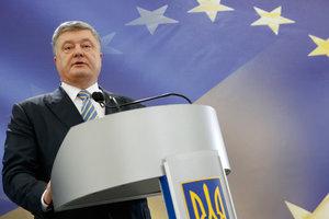 О планах на пятницу: Порошенко посетит Литву и выступит на Мюнхенской конференции