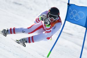Ukrainian Ivan Kovbasiuk failed to finish in the final of the Olympic games-2018 in giant slalom