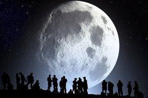 Покоряем космос: человечество научилось добывать воду на Луне
