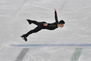 Ukraine started figure skating at the Olympics: results of the short program in men