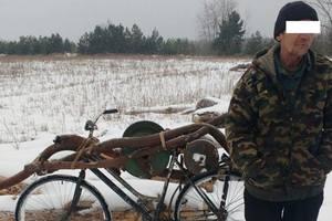 Под Киевом мужчина пытался вывезти из зоны ЧАЭС 100 килограммов радиоактивного металла