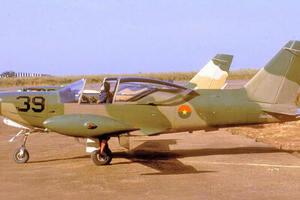 В Турции разбился военный самолет: есть погибшие