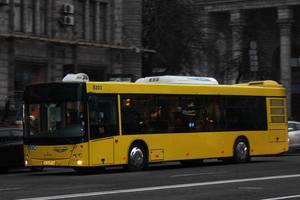В Киеве на несколько дней изменится движение двух автобусов