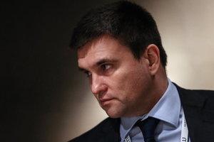 Климкин рассказал, о чем будет говорить с Лавровым в Германии