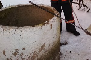 In the Lviv region from the well pulled the man's body