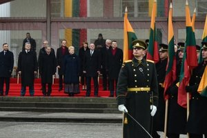 Poroshenko, Duda, Tusk and others: there are photos from the celebration of the 100th anniversary of the independence of Lithuania