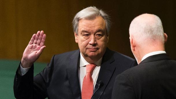 Настало время ввести правила ведения кибервойны— генеральный секретарь ООН
